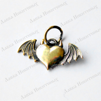 Кулон Темный ангел